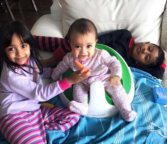 Morning Babies