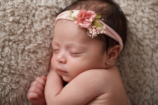 BABY J at her first photo shoot