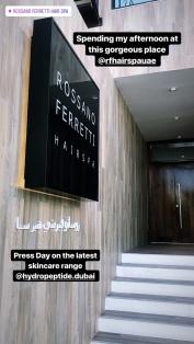 Rossano Ferretti Hair Spa, Abu Dhabi