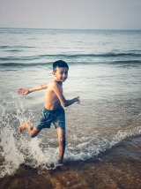 run free my son...